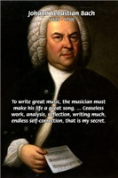 Johann sebastian Bach: Great Music & Life
