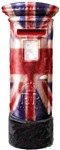 Post Box - Union Jack