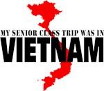 My Senior Trip was in VIETNAM