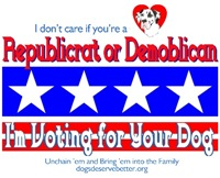 Republicrat or Demoblican: Doesn't Matter