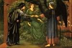 Heart of the Rose by Burne Jones