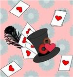 Steampunk Valentine Hat