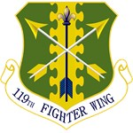 119th Fighter Wing 'Happy Hooligans'
