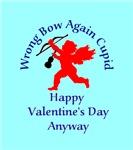 Wrong Bow Cupid