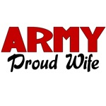 Army Wife (Red)