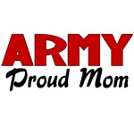Army Mom (red)