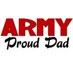 Army Dad (red)
