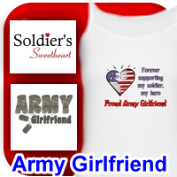 Items for the Army Girlfriend