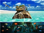 Turtle Island Fantasy Secluded Resort