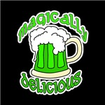 Magically Delicious Green Beer