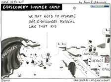 7/19/2010 - eDiscovery Summer Camp