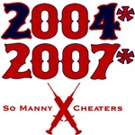 Manny Cheated