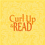 Curl Up and Read Yellow