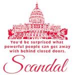 SCANDAL Political Thriller TV Series