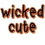 Wicked Cute Black and Orange