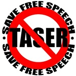 No Tasers for Free Speech