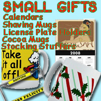 Small Gifts, Stocking Stuffers, Office Gifts