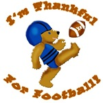 I'm Thankful for Football Thanksgiving Tee