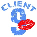 Client 9 Client Number 9 on T-shirts & More