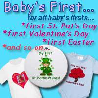 Baby's First...For All Baby's Firsts
