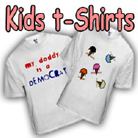 T-shirts for Big Kids