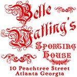 Belle Watling's Sporting House GWTW