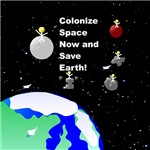 Colonize Space Now 2