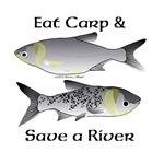AsianCarpMayhem - Eat a Carp Save a River