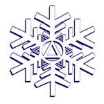 Sobriety Snowflake