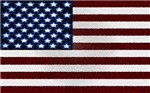 Stylized American Flag 01