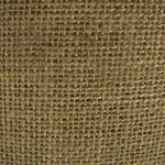 Burlap & Gold Pattern