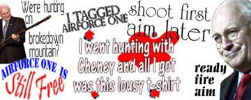 Cheney...