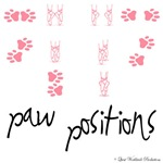 Paw Positions - Ballet Positions