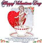 Tea Cup Cupid