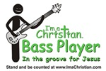 I'm a Christian Bass Player, 5-string (tag)