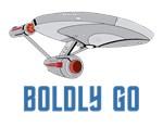 Enterprise Boldly Go