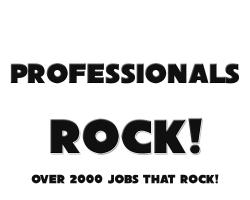 Professionals Rock!