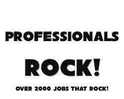 Professionals Rock!
