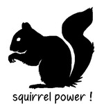 Squirrel Power!