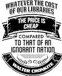 Whatever the cost of libraries