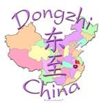 Dongzhi China Color Map