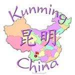 Kunming, China...