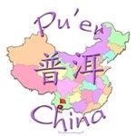 Pu'er, China...