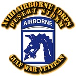 Army - DS - XVIII Airborne Corps