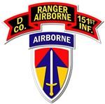 D Co - 151st Infantry  (Ranger) - 2nd Field Force