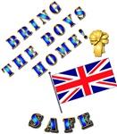 Bring the Boys Home Safe - UK
