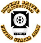 Army - Expert Driver - M