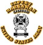 Army - Marksman - Expert - Pistol