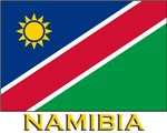 Flags of the World: Namibia