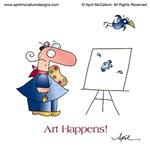 ART HAPPENS!